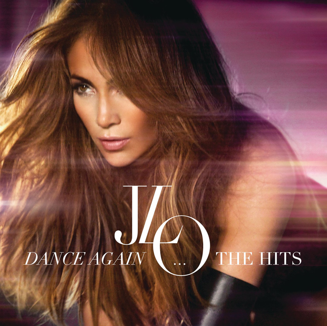 "Jennifer Lopez – ""Dance again… The Hits"""