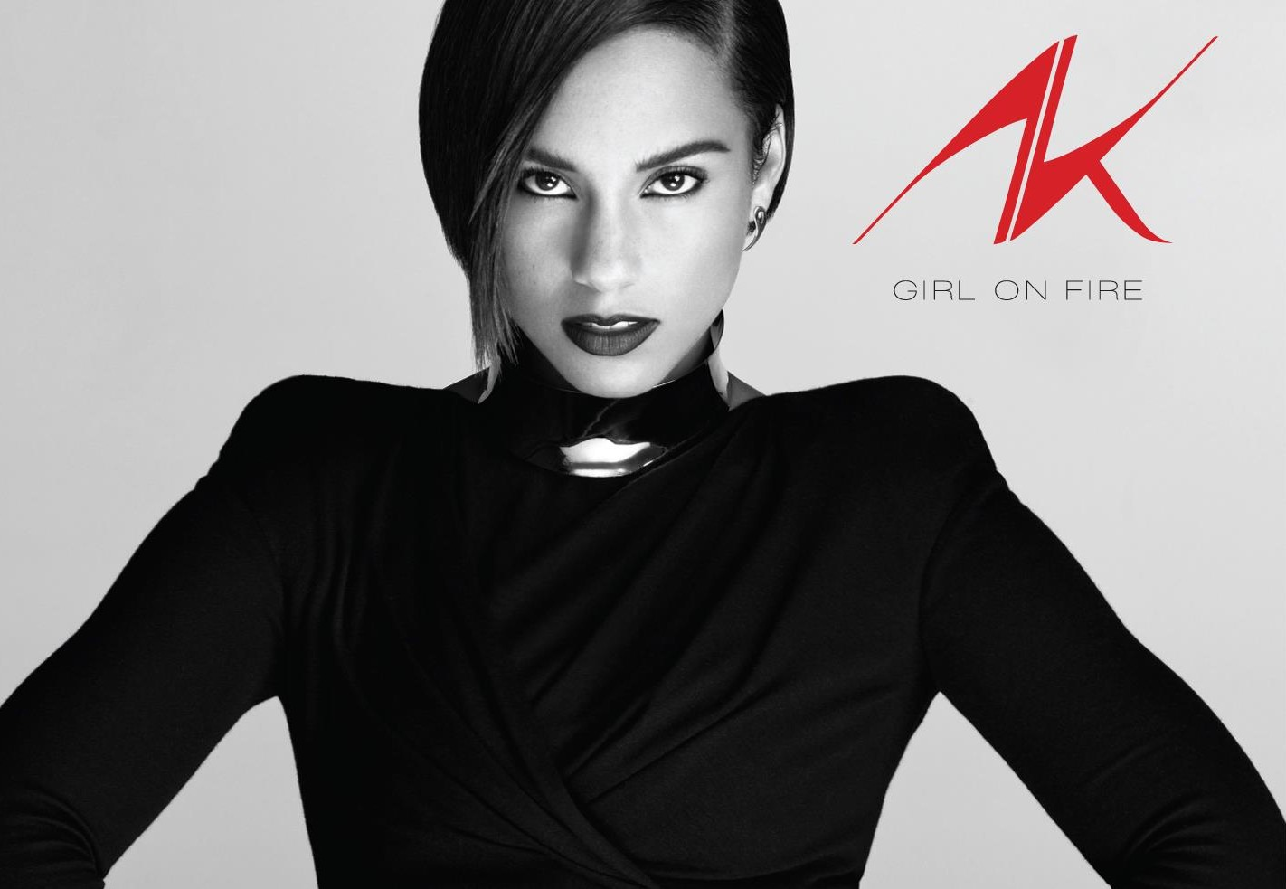 Alicia Keys: Girl On Fire CD