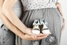 kisbaba születés