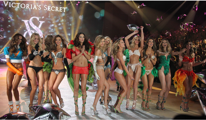 jra kifutn a Victoria&#039;s Secret angyalai!