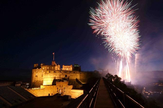 6 legnépszerűbb úti cél szilveszterre - Edinburgh