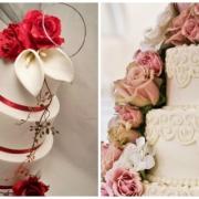 Érzékek találkozása – csodás esküvői torták