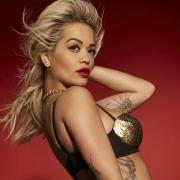 Rita Ora lett a Tezenis arca