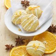 Áfonyás, narancsos karácsonyi keksz recept kevesebb kalóriával!