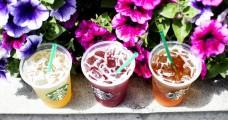 Két új jegestea-koktéllal várja a Starbucks a hűsölni vágyókat