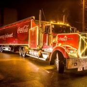 Király Viktor utazik idén a Coca-Cola Karácsonyi Karavánnal