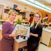Egészséges mézeskaláccsal készül az ünnepekre Ábel Anita és Mádai Vivi