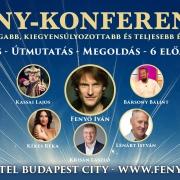 Fény konferenciára készül Fenyő Iván