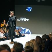 Király Viktor lesz az első magyarországi Toyota C-HR tulajdonosa