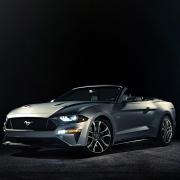 Debütált az új Ford Mustang kabrió! Első képek!