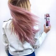 Colorista washout hajszínező teszt!