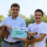 Ismét adományozott az Inecto Magyarország!