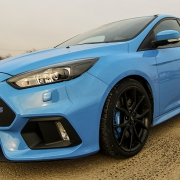 A kék villám - Ford Focus RS