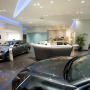 Megnyílt a második hazai Lexus márkakereskedés