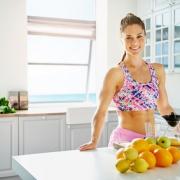 A sportos nők elégedettebbek a testükkel