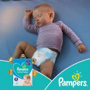 1 Pampers®Active Baby pelenka = 1 száraz éjszaka