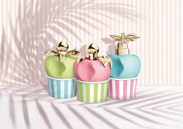 Egy kis hűsítő sorbet fagyi parfüm by Nina Ricci
