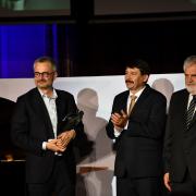 Barabási Albert László kapta a tizedik Bolyai-díjat