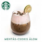 Kávékoktéllal a hőség ellen: mentás csokis álom