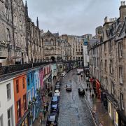 Edinburgh, a sokoldalú skót főváros