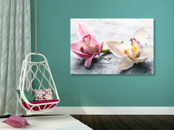 A virág 5 előnye az irodában