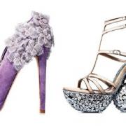 Mesebeli kollekció McQueen kedvenc cipőtervezőjétől