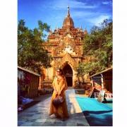 Horváth Éva egyedül fedezte fel Burmát