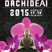 Orchidea Kiállítás április 17-19