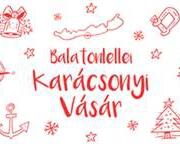 Karácsonyi vásárt rendeznek Balatonlellén