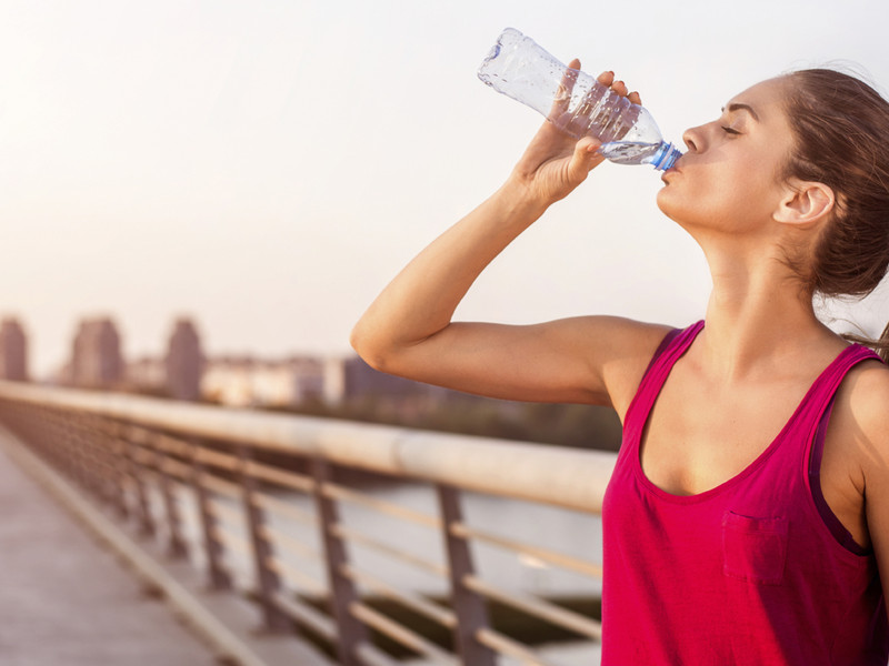 mikor vizet inni lefogyol