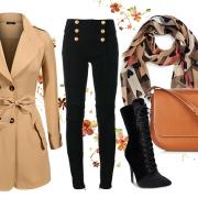 Inspiráló outfitek a hideg napokra