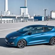 Bemutatkozik a Ford Fiesta ST új generációja