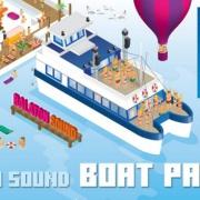 Sound extra: exkluzív bulihajó a Balatonon