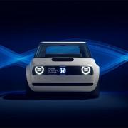 A jövő év elején már rendelhető lesz a Honda Urban EV