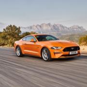 Érkezik az új Ford Mustang