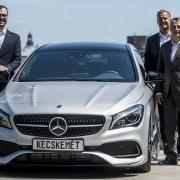 Újabb rekordév a magyarországi Mercedes-Benznél