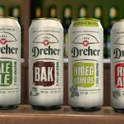 Red Ale sörrel újít a Dreher