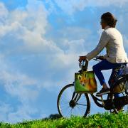 Számos oka van, amiért biciklire kell pattannod